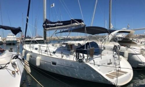 Image of Beneteau Oceanis 411 for sale in France for €89,000 (£79,916) MARSEILLE, France