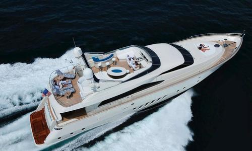 Image of Dominator 86S for sale in United States of America for $1,995,000 (£1,428,306) Miami, FL, United States of America