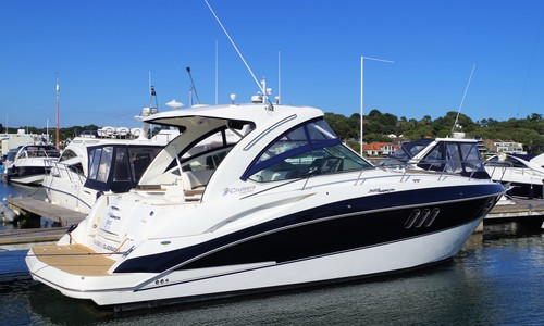 Image of Cruisers Yachts 360 Express for sale in United Kingdom for £119,950 Boats.co., Salterns Marina, Poole, United Kingdom
