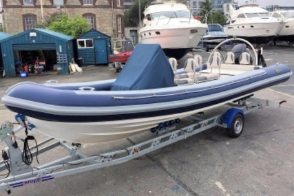 XS RIB XS 7.50 for sale in Ireland for €44,900 (£39,618)