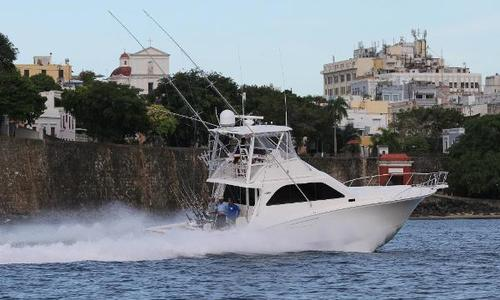 Image of CABO 47 Flybridge for sale in Puerto Rico for $395,000 (£282,579) Fajardo, Puerto Rico