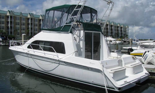 Image of Mainship 40 Sedan Bridge for sale in United States of America for $53,900 (£38,423) Ponce Inlet, Florida, United States of America