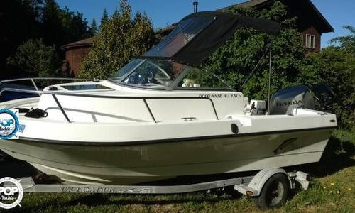 Image of Palmer 170 Tiderunner for sale in United States of America for $19,000 (£13,547) Quilcene, Washington, United States of America