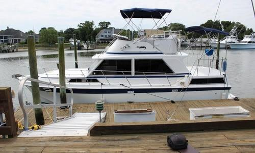 Image of Uniflite 36 Double Cabin for sale in United States of America for $24,990 (£17,789) Hampton, Virginia, United States of America