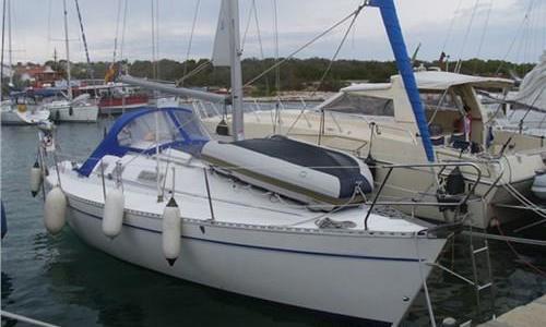 Image of Dufour GIB SEA 302 Integrale for sale in France for €32,900 (£29,144) CROATIA - Kvarner, France