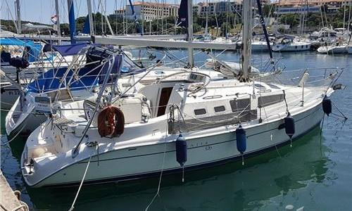 Image of Hunter 326 for sale in  for €44,900 (£39,774) CROATIA - Istra,