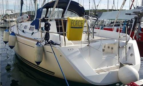 Image of Dufour 325 Grand Large for sale in France for €51,900 (£45,692) CROATIA - Istra, France