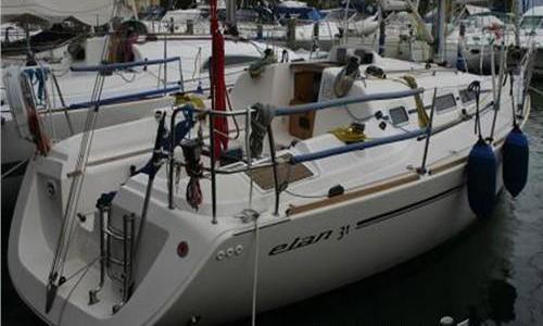 Image of Elan 31 for sale in Slovenia for €45,500 (£40,306) CROATIA - Istra, Slovenia