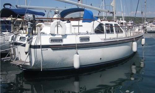 Image of Siltala Yacht NAUTICAT 35 for sale in Finland for €99,500 (£87,855) CROATIA - Kvarner, Finland