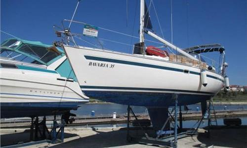 Image of Bavaria 35 Holiday for sale in Germany for €39,900 (£35,230) CROATIA - Istra, Germany