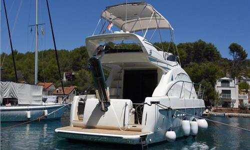 Image of Azimut 39 Fly for sale in Italy for €139,500 (£123,173) CROATIA - Dalmatia, Italy