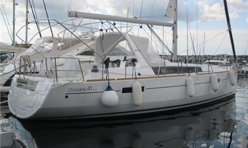 Image of Beneteau Oceanis 41 Style for sale in France for €195,000 (£171,676) CROATIA - Kvarner, France