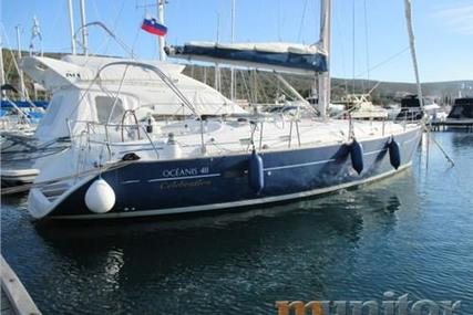 Beneteau Oceanis 411 Celebration for sale in France for €69,500 (£60,789)