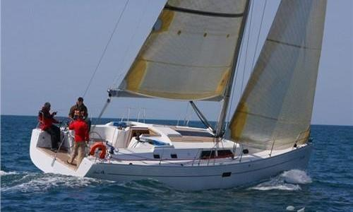 Image of Hanse 430E for sale in Germany for €129,000 (£113,767) CROATIA - Dalmatia, Germany