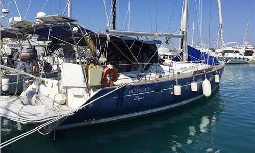 Image of Beneteau Oceanis 473 for sale in France for €129,000 (£113,902) CROATIA - Kvarner, France