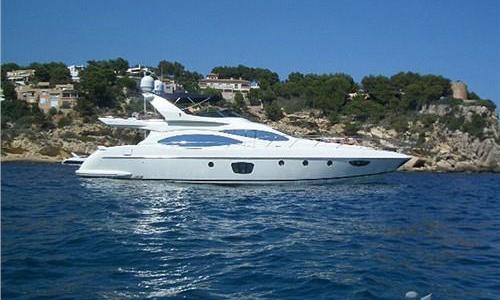 Image of Azimut 68 Evolution for sale in Italy for €830,000 (£735,249) CROATIA - Dalmatia, Italy