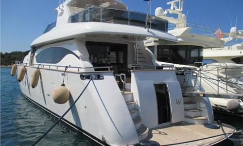 Image of FIPA YACHTS MAIORA 23S Custom made for sale in Italy for €1,150,000 (£1,012,449) CROATIA - Dalmatia, Italy
