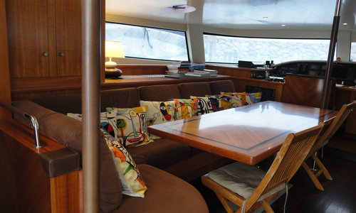 Image of Fountaine Pajot Galathea 65 for sale in France for €950,000 (£819,488) Corsica, France