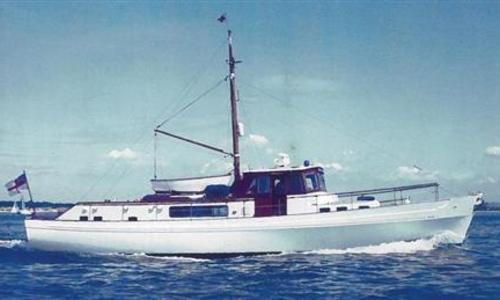 Image of Laurent Giles Diesel Yacht for sale in United Kingdom for £130,000 United Kingdom