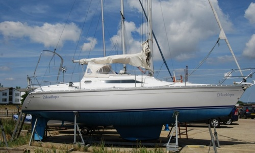 Image of Jeanneau Sun Odyssey 30 for sale in United Kingdom for £19,500 Tollesbury Marina, United Kingdom