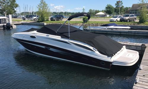 Image of Sea Ray 260 Sundeck for sale in Canada for P.O.A. Midland, ON, Canada