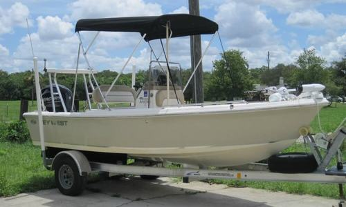 Image of Key West 1720 Sportsman for sale in United States of America for $19,995 (£14,891) Bayonet Point, Florida, United States of America
