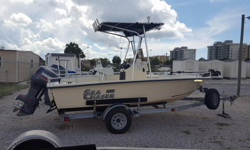 Image of Sea Chaser 186 DLX for sale in United States of America for $11,990 (£8,573) Pensacola, Florida, United States of America
