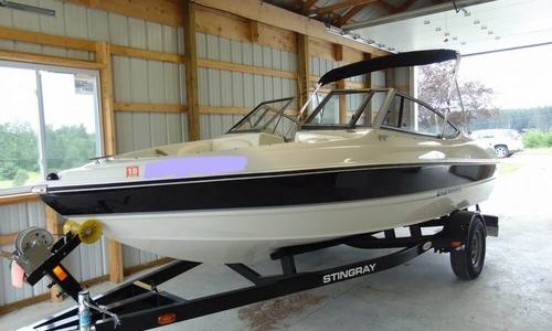 Image of Stingray 180 RX for sale in United States of America for $17,495 (£12,563) Kingsley, Michigan, United States of America