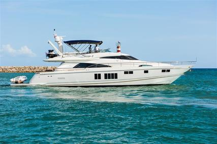 Fairline Squadron 78 Custom for sale in Dominican Republic for $2,299,000 (£1,656,615)
