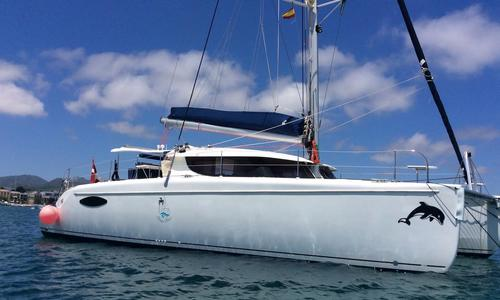 Image of Fountaine Pajot Orana 44 for sale in Spain for €280,000 (£247,230) Costa Blanca North, , Spain
