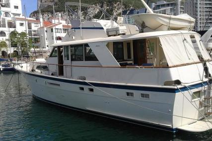 Hatteras 53 Classic Motor Yacht for sale in Gibraltar for £125,000