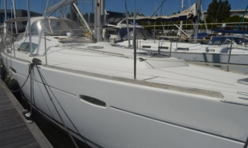 Image of Beneteau Oceanis 50 for sale in Portugal for €185,000 (£162,126) LISBON, Portugal