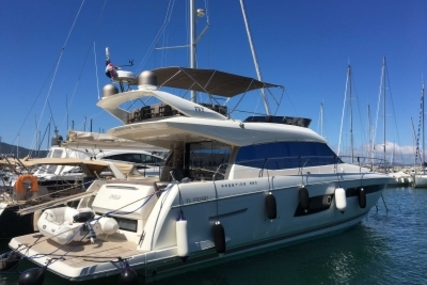 Prestige 560 for sale in France for €960,000 (£844,216)