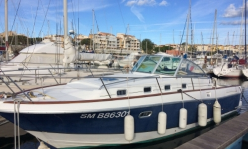 Image of Beneteau Ombrine 960 for sale in France for €48,900 (£43,250) LE CAP D'AGDE, France