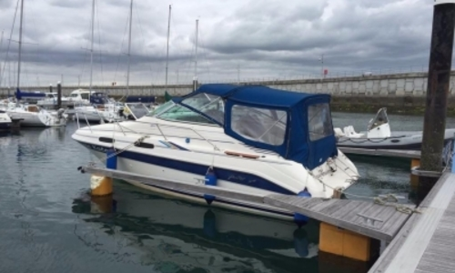 Image of Sea Ray 230 for sale in Ireland for €13,950 (£12,357) DUN LAOGHAIRE, Ireland