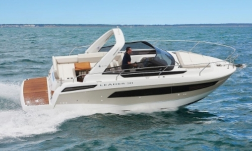 Image of Jeanneau Leader 30 for sale in Ireland for €189,000 (£165,554) DUBLIN, Ireland