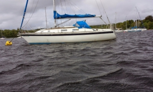 Image of Westerly 32 Fulmar for sale in Ireland for €28,450 (£25,534) MOUNTSHANNON, Ireland