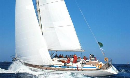 Image of Nautor's Swan 55-104 for sale in Spain for €300,000 (£264,117) Palma de Mallorca, Spain