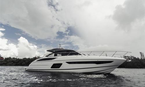 Image of Princess V58 for sale in United States of America for $1,499,000 (£1,072,369) Dania Beach, United States of America