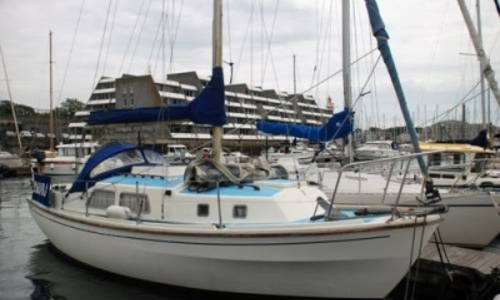 Image of Westerly 31 Longbow for sale in United Kingdom for £12,500 PLYMOUTH, United Kingdom