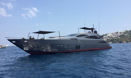 Image of Pershing 115 for sale in Turkey for €4,100,000 (£3,631,951) Turkey