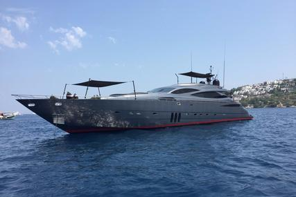 Pershing 115 for sale in Turkey for €4,100,000 (£3,593,812)