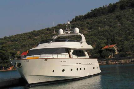 Benetti 80 for sale in Italy for €2,300,000 (£2,053,461)