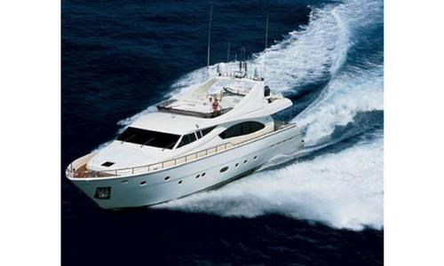 Image of Ferretti 880 for sale in Italy for €1,590,000 (£1,399,820) Italy