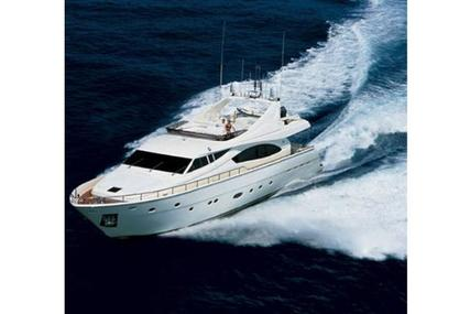 Ferretti 880 for sale in Italy for €1,590,000 (£1,408,912)