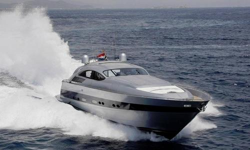 Image of Pershing 88 for sale in Spain for €1,650,000 (£1,459,389) Spain