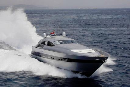 Pershing 88 for sale in Spain for €1,650,000 (£1,458,087)