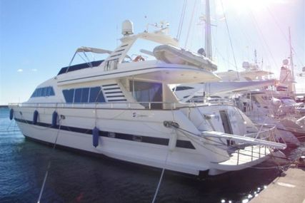 Elegance Yachts 82 for sale in Spain for €675,000 (£602,173)