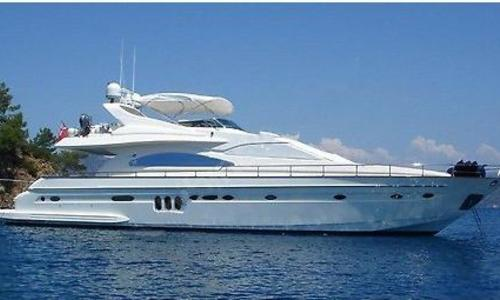 Image of Astondoa 72 GLX for sale in Turkey for €695,000 (£613,659) Turkey