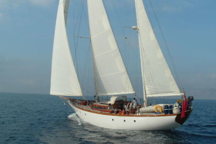 Alan Pape 72 Ketch for sale in Spain for €189,000 (£168,608)